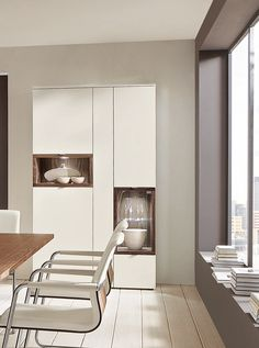 Andiamo Cabinet 7170 | Venjakob in China Cabinets - Dining