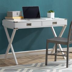 You'll love the Neptune Writing Desk at AllModern - With Great Deals on modern Office  products and Free Shipping on most stuff, even the big stuff.