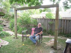 30 Best Pergola Swing Set Images Pergola Swing Swing Sets Gardens