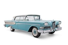 Blue beauty! Here's the 1958 #Ford Edsel Citation hardtop. (image courtesy The Henry Ford / Flickr)