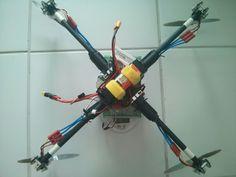Drones Personalizados: Quadcopter code for BeagleBone Black