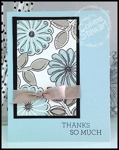 FLASH CARD video - ZenDoodle by Connie Stewart - click on the pic to go to the post with details and a video tutorial.