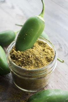 Hot Pepper Recipes, Jalapeno Recipes, Chilli Recipes, Canning Recipes, Sauce Recipes, Pepper Powder, Chili Powder, How To Make Chili, Powder Recipe