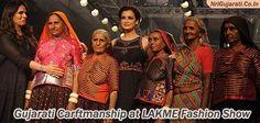 Gujarati Craftmanship at Lakme Fashion Week 2015 by Famous Lady Designer ANITA DONGRE http://www.nrigujarati.co.in/Topic/3546/1/gujarati-craftmanship-at-lakme-fashion-week-2015-by-famous-lady-designer-anita-dongre.html