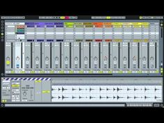 Ableton Live - Create Evolving Percussion Tracks - From Quantise Courses LoopTV bring you another exclusive tutorial from Ableton certified trainer Keith Mil. Music Production, Video Production, Computer Music, Sheet Music, Music Sheets, Home Studio Music, Ableton Live, Drum Machine, Video Film