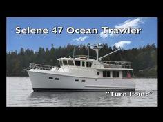 2000 Selene 47 Ocean Trawler Power Boat For Sale - www.yachtworld.com