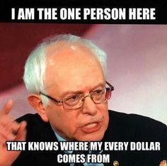 #FeelTheBern #Bernie2016