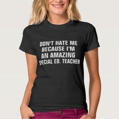 Amazing Special Ed Teacher T Shirt, Hoodie Sweatshirt