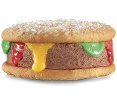 hamburger-ice-cream-sandwich