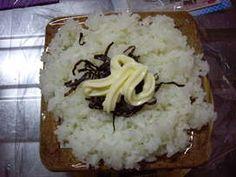 塩昆布、炒り卵、マヨネーズ Best Cooking Oil, Cooking For One, Easy Cooking, Cooking Recipes, Cooking Fish, Onigiri Recipe, Gluten Free Recipes, Healthy Recipes, Cooking Spaghetti
