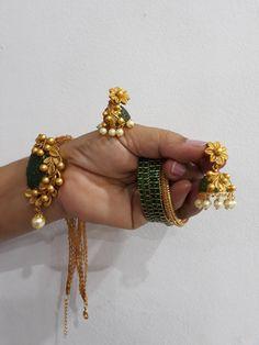 Trendy Jewelry, Fashion Jewelry, India Jewelry, Emerald Jewelry, Gold Jewellery Design, Bridal Jewelry, Antique Jewelry, Jewels, Gold