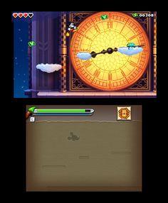 DISNEY EPIC MICKEY : POWER OF ILLUSION - Le jeu vidéo disponible le 21 Novembre sur Nintendo 3DS - © Disney