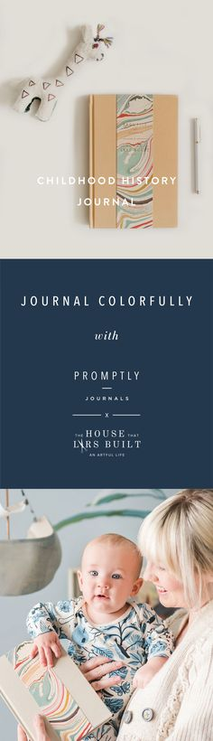 A prompted journal to help you keep track of all of life's most important moments. This journal will take you through Pregnancy to 18 years old with your little one. Journal Prompts, Journals, Making Memories, Family Love, Shadow Box, New Moms, Children, Kids, How To Memorize Things