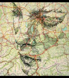 Art map face