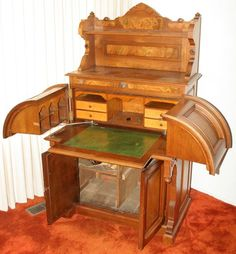 Bring Back The Mechanical Desk Each Had All Sorts Of Hidden Compartments And By