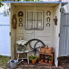 Decora Interi : Recicla: azulejos, portas e janelas antigos