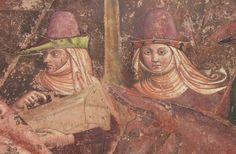 1336-40, Buffalmacco, trionfo della morte, 1336-40, Buffalmacco, Triumph of Death. Pisa