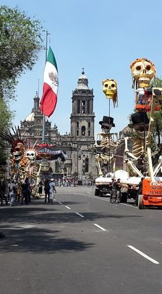 Bond, James Bond in Mexico City Day Of Death, Mexico People, Spirits Of The Dead, México City, Day Of The Dead, James Bond, South America, Street View, In This Moment