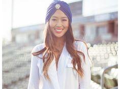 Aprenda como usar turbante, o acessório tendência!