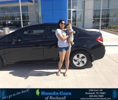 https://flic.kr/p/J4GhGE | #HappyBirthday to James & Alexandra from Jeremy Bilbo at Honda Cars of Rockwall! | deliverymaxx.com/DealerReviews.aspx?DealerCode=VSDF