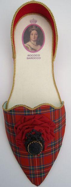 HM Scottish Kilt Fly Plaid Celtic Brooch Chrome Finish Various Colour Stones