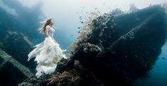 Photoshoot Underwater di Bali yang Menghebohkan Dunia