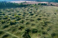 Grimes Graves, a large Neolithic flint mining complex in Norfolk Ancient Discoveries, England National, Norfolk England, Living In England, English Heritage, Prehistory, British History, Travel Abroad, British Isles