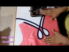 Hi Friends, In this video I will show a latest and beautiful Back neck designs for kurtas/kurtis/suits. Latest Back neck designs for Kurti suit Back neck des. Chudidhar Neck Designs, Neck Designs For Suits, Kurti Neck Designs, Sleeve Designs, Blouse Designs, Salwar Designs, Salwar Neck Patterns, Night Suit For Women, Beautiful Suit