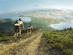 Mountain bike Travel Destinations Bucket Lists, Mountain Biking, Mountain Pass, Table Mountain, Mountain Range, Travel Outfit Summer Airport, Kayak, Sports Wallpapers, Desktop Wallpapers