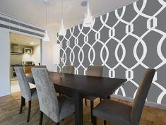 dining room grey
