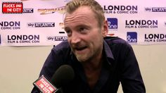 Game of Thrones Seasons 3 & 4 Beric Dondarrion Interview - Richard Dormer reveals how he shot the flaming sword scene in season 3, fighting The Hound (Rory McCann), why Beric has put his faith in Melisandre, filming his on-screen death and re-animation, what he thinks the Brotherhood Without Banners will get up to in season 4 & why his favourite character is Tyrion Lannister (Peter Dinklage).