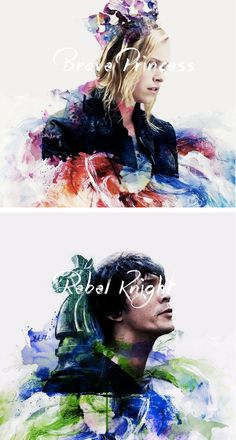 #Bellarke beautiful edit