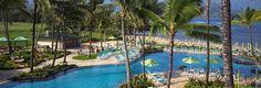 Princeville Luxury Hotels | St. Regis Princeville - Pools and Beach | Hawaii Resorts