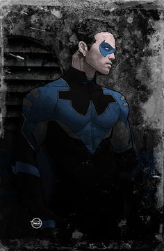 Nightwing by Thomas Branch