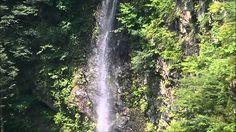 塩原温泉  回顧の滝 みかえりの滝