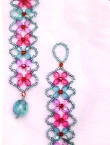 bead weaving bracelets