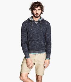H&M Fine-knit Hooded Sweater $34.95