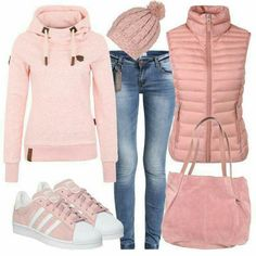 Bekleidung things to wear в 2019 г. winter outfits, fashion outfits и fashi Komplette Outfits, Sporty Outfits, Casual Winter Outfits, Winter Fashion Outfits, Look Fashion, Autumn Fashion, Womens Fashion, Stylish Outfits, Looks Plus Size