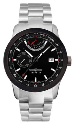 Zeppelin Armbanduhr  7262M-2 versandkostenfrei, 100 Tage Rückgabe, Tiefpreisgarantie, nur 479,00 EUR bei Uhren4You.de bestellen