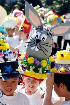 Easter Bonnet Parade 2012 | St. Joseph's Catholic Primary