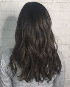 Black Coffee Hair With Ombre Highlights - 10 Cool Ideas of Coffee Brown Hair Color - The Trending Hairstyle Dark Ash Brown Hair, Coffee Brown Hair, Brown Hair With Blonde Highlights, Brown Ombre Hair, Hair Color For Black Hair, Brown Hair Colors, Black Hair Dyed Brown, Cool Tone Brown Hair, Medium Ash Brown Hair