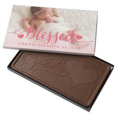 Baby Birth Pink   Valentine's Box of Chocolates