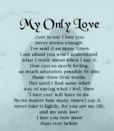 beautiful poems on life | 30+ Some Beautiful Poems About Love | LovenStyle.com