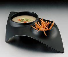 Double Bowl Black www.tast.es www.culinary-store.com