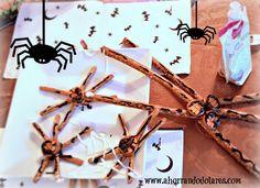 Arañas de mesa - Snyders