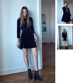 ZARA - #ZARALOOKBOOK - WOMAN - Evening