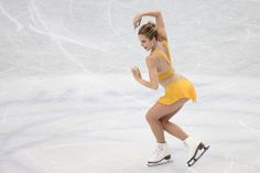 Ashley Wagner of the USA competes in the Ladies Free Skating during ISU World Figure Skating Championships at Saitama Super Arena on March 2...