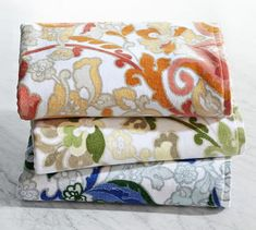 Valentina Printed Bath Towels | Pottery Barn
