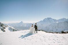 New Zealand Mountain Wedding by Alpine Image Company - http://blog.alpineimages.co.nz/blog/