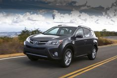 Where would you take the 2014 #Toyota RAV4 this summer? #roadtrip